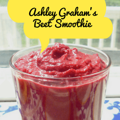 Dr Oz: Ashley Graham's Beet Smoothie Recipe & Rosewater Face Mist