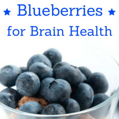 Dr Oz: Alzheimer's Cheat Sheet on Fatty Fish & Blueberry Yogurt Bites