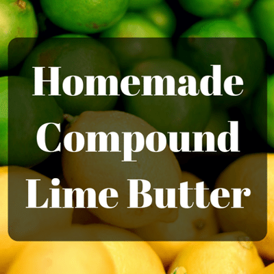 Dr Oz: Lime Compound Butter & DIY Lemon Pepper Seasoning Recipes