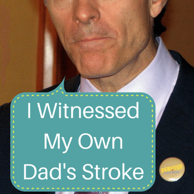 Dr Oz's Dad's Hemorrhagic Stroke Warning Signs vs Regular Stroke