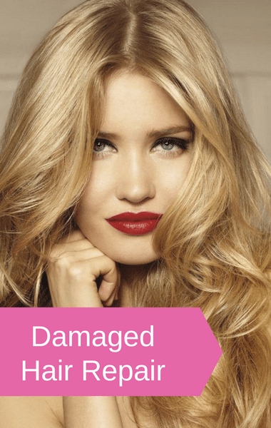 Dr Oz: Damaged Hair Hacks & L'Oreal Paris Total Repair 5 Review