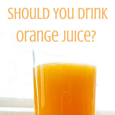Dr Oz OJ Buying Guide: What Orange Juice is Healthy? Concentrate?