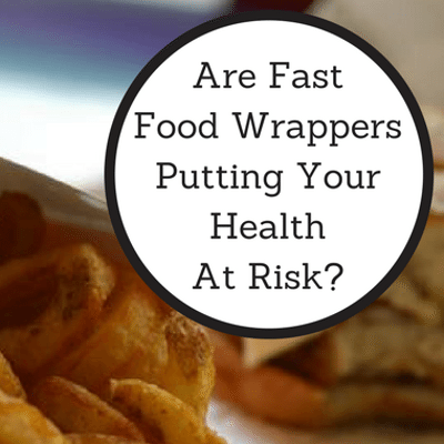 Dr Oz: Fast Food Packaging's Dangerous Chemicals PFOS & PFOA