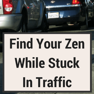 Dr Oz: How To Stay Calm & Meditate While Driving In Traffic