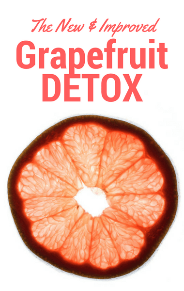 Dr Oz: Grapefruit Detox For Weight Loss + Lose Weight In 7 Days