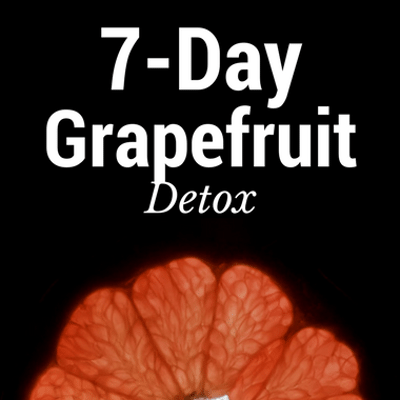 Dr Oz Grapefruit Detox Recipes + Joely & Carrie Fisher