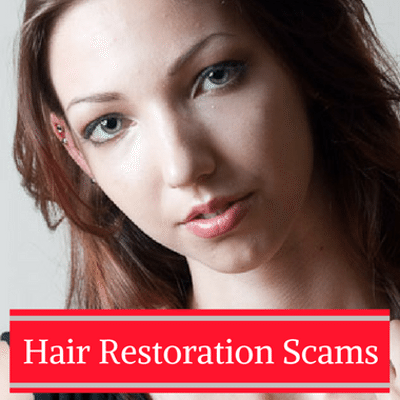 Dr Oz: Hair Restoration Scams: Are Hair Implant Surgeries Safe?
