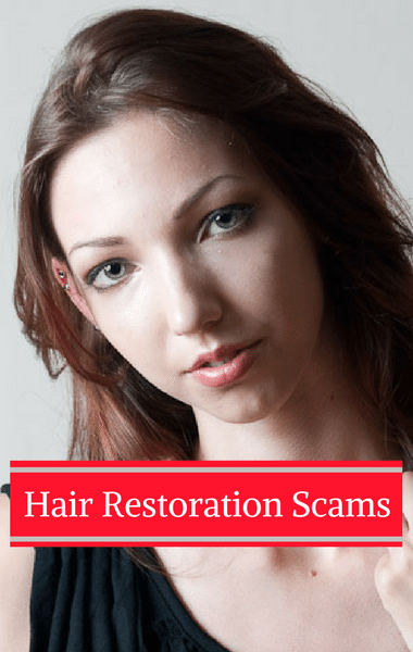 Dr Oz: Hair Restoration Scams + Lack Of Training, Scary Results