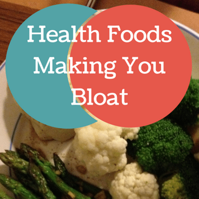 Dr Oz: One Week Flat Belly No Bloat Plan + No FODMAP Diet