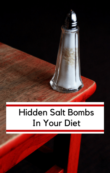 Dr Oz: How Much Sodium Per Day? + Hidden Salt Bombs In Food