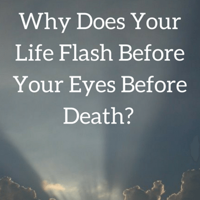 Dr Oz: What Causes Your Life To Flash Before Your Eyes?