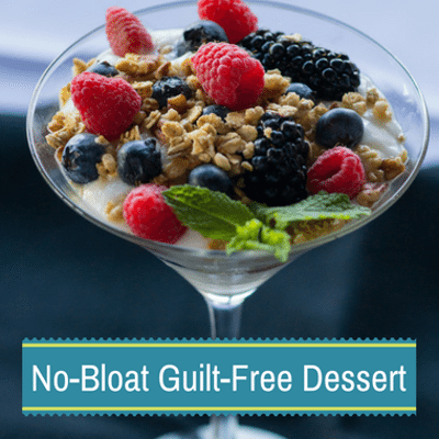 Dr Oz: 4-Layer Ultimate Flat Belly Dessert Parfait Recipe