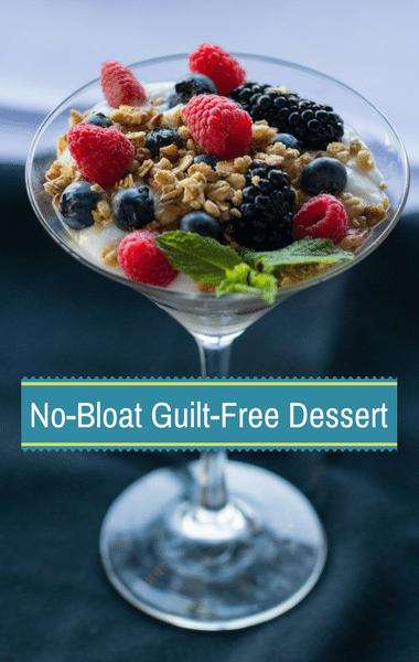 Dr Oz: 4-Layer Parfait Ultimate Flat Belly Dessert Recipe