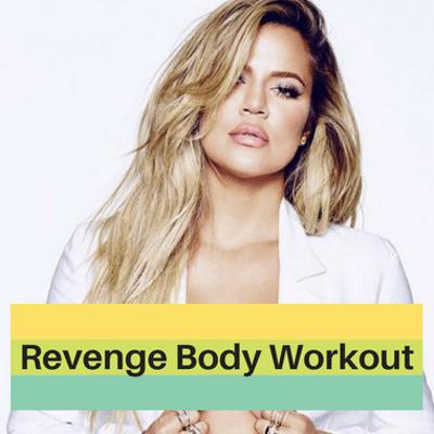 Dr Oz: Khloe Kardashian Revenge Body Workout: Ladder Run Exercise