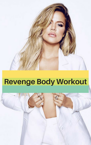 Dr Oz: Khloe Kardashian Revenge Body Workout & HIIT Ladder Exercise