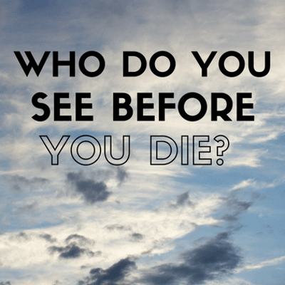 Dr Oz: Who Do You See When You Die? Near-Death Experiences