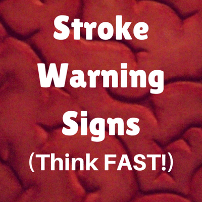 Dr Oz: FAST Stroke Warning Signs & What To Do During a Stroke