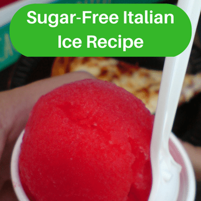 Dr Oz Italian Ice {Sugar-Free Granita} Recipe: Rocco DiSpirito
