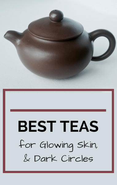 Dr Oz: White & Shizandra Berry Tea For Better Skin + Chamomile