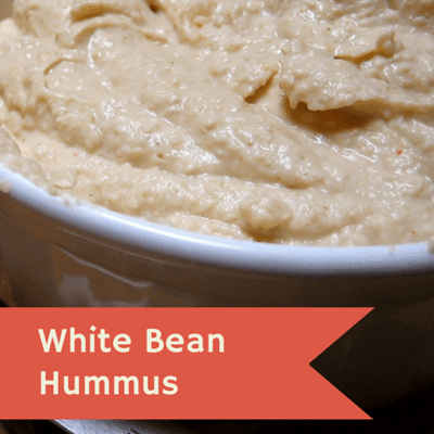 Dr Oz: Banana Tea, White Bean Hummus & Water-Shedding Veggie Bowl