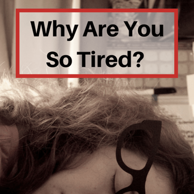 "Dr Oz: ""What's Your Exhaustion Type?"" QUIZ & Why Am I So Tired?"