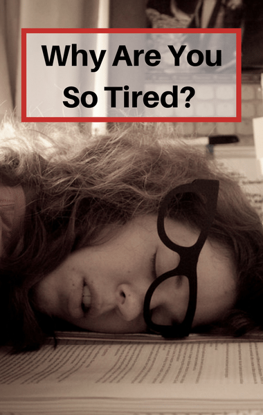 Dr Oz: Why Are You So Tired? & Exhaustion Type Quiz