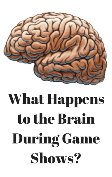 Dr Oz: What Happens To The Brain During Game Shows?