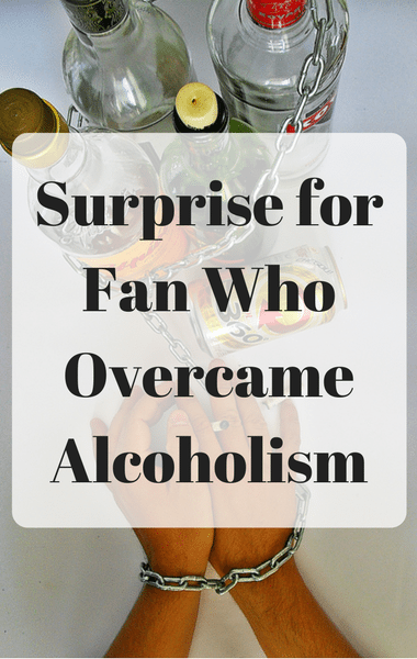 Dr Oz: Surprise For Fan Who Quit Drinking After 9 Year Habit