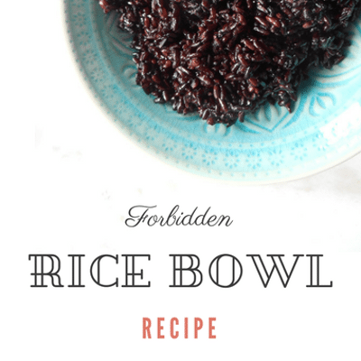 Dr Oz: Forbidden Rice Bowl Recipe & Overnight Oats, Avocado Toast