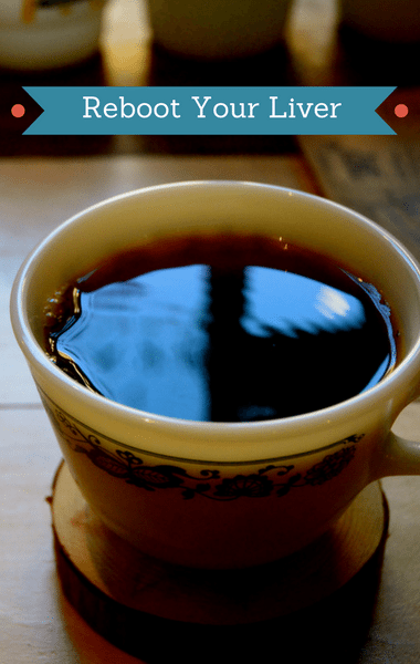Dr Oz: Reset Your Liver & Eat Greens, Drink Coffee For Healthy Liver