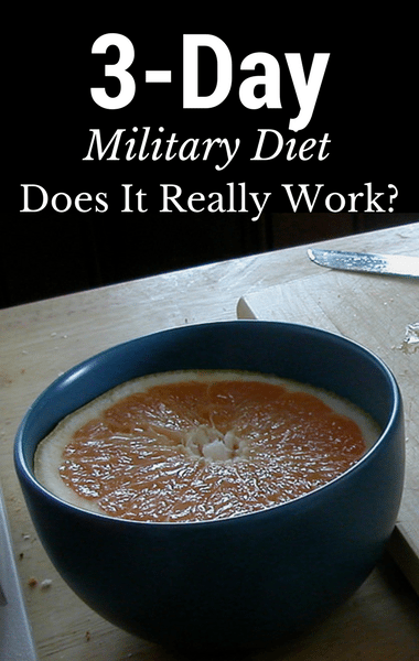Dr Oz: Does The 3-Day Military Diet Work? What Is The GOLO Diet?