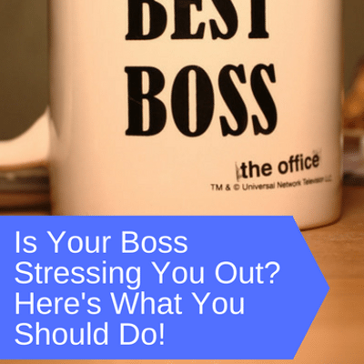 Dr Oz Mindful Monday: How To Deal With A Mean Boss + Stress Tips