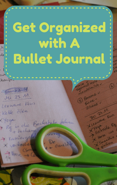 Dr Oz: How To Use A Bullet Journal & Fun Way To Get Organized