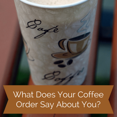 Dr Oz: What Does Your Coffee Order Say About Your Personality?