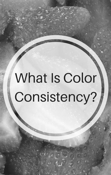 Dr Oz: Color Consistency Black & White Strawberry Photo