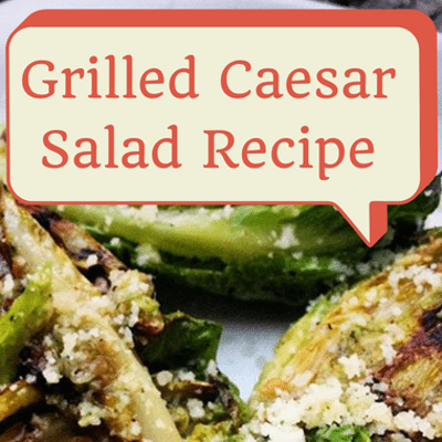 Dr Oz: Vegetable Grilling Hack + Grilled Caesar Salad Recipe
