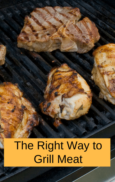 Dr Oz: How To Grill Meat & Fish + No-Fail Marinade Recipe