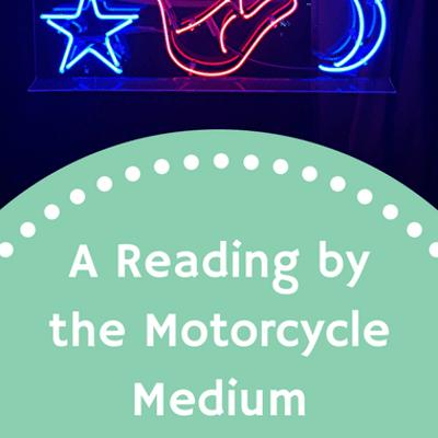 Dr Oz: Motorcycle Medium Colette Baron-Reid Psychic Reading