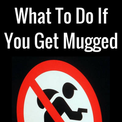 Dr Oz: Avoid A Mugging & What To Do If You Get Robbed
