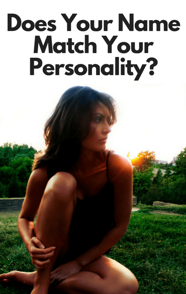 Dr Oz: Does Your Name Fit You? Name & Personality Match