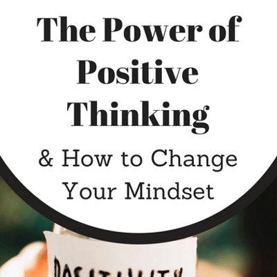 "Dr Oz: ""Miracle Mindset"" Power Of Positivity, Change Your Mindset"