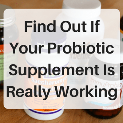 Dr Oz: DIY Probiotic Supplement Test + Active Live Cultures