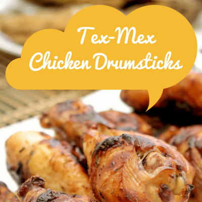 Dr Oz: Mini Fast For Weight Loss & Tex-Mex Chicken Drumsticks