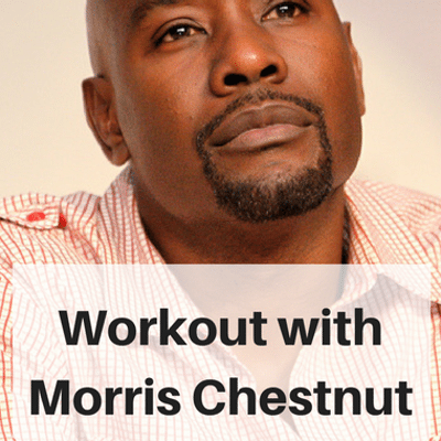 Dr Oz: Morris Chestnut The Cut Exercise Plan For Weight Loss